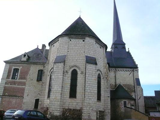 église de Vaas 009