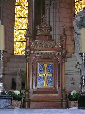 église de Vaas 039