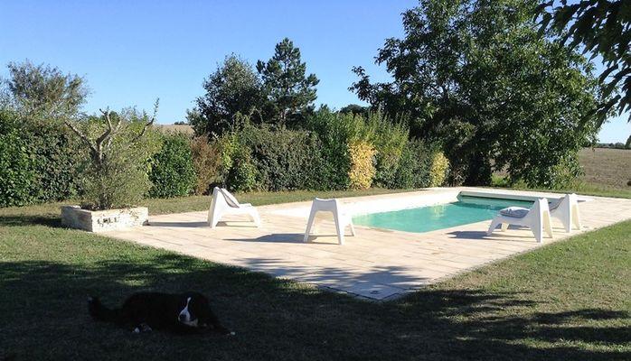 gite la chouette- anjou- maine et loire- 49- piscine