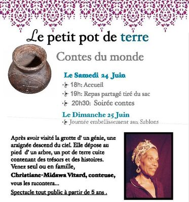 24 juin Contes de la St Jean