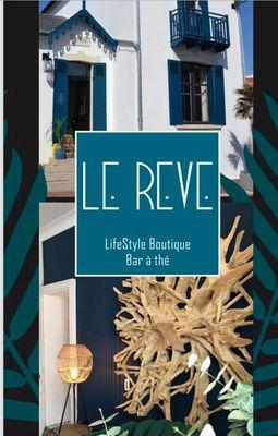 Maison Boutique Le Rêve 1 Saint Gilles Croix de Vie