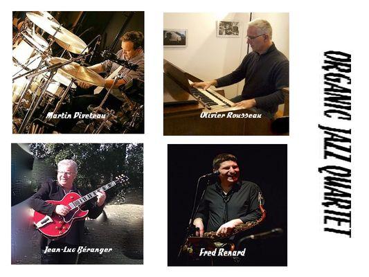Organic Jazz Quartet
