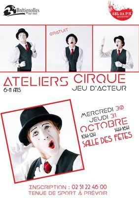 Atelier-cirque
