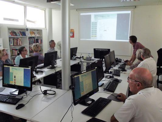 Ateliers numeriques - SAINT HILAIRE DE RIEZ