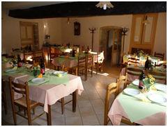 Auberge Sainte Catherine - salle