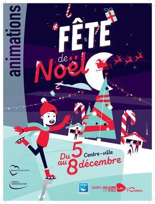 Affiche_fete_de_noel_HD - SAINT HILAIRE DE RIEZ