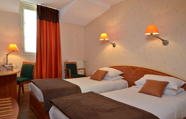 Chambre Confort 2 lits R