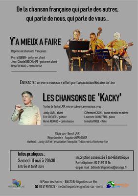 Concert (descriptif)