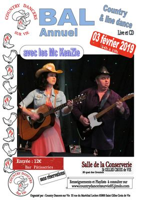 Country Dancers sur Vie