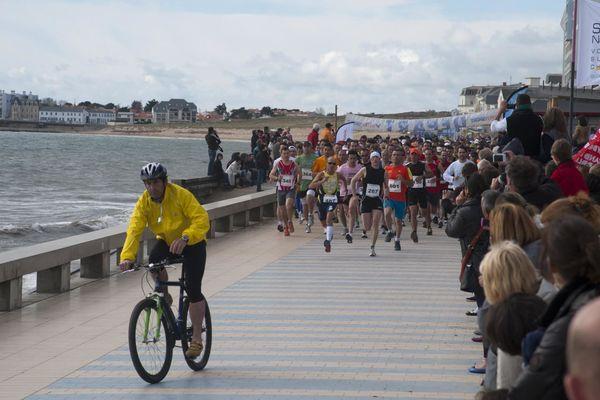 Course des 2 plages - SAINT GILLES CROIX DE VIE
