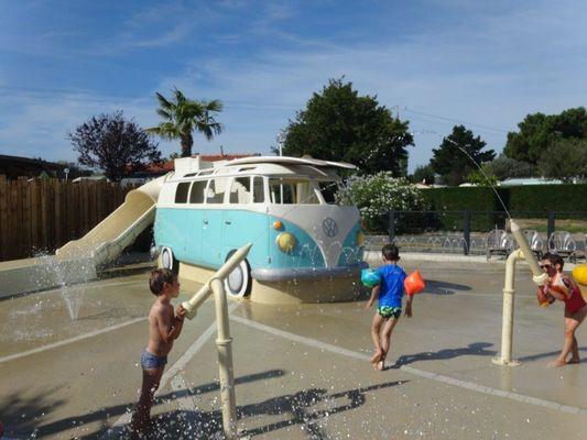 aire de jeux aqualudique