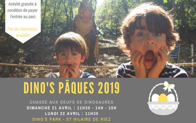 Dino's Pâques 2019 - Saint Hilaire de Riez