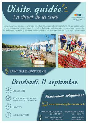 EN DIRECT DE LA CRIEE 11-09-2020