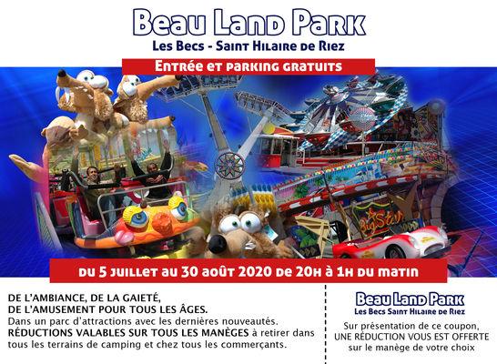 BEAU LAND Park 2020