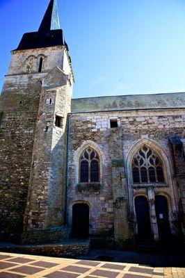 Eglise St Gilles SAINT GILLES CROIX DE VIE