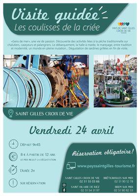 LES COULISSES DE LA CRIEE 24-04-2020