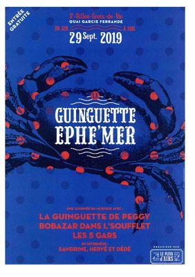 La Guinguette Ephemer