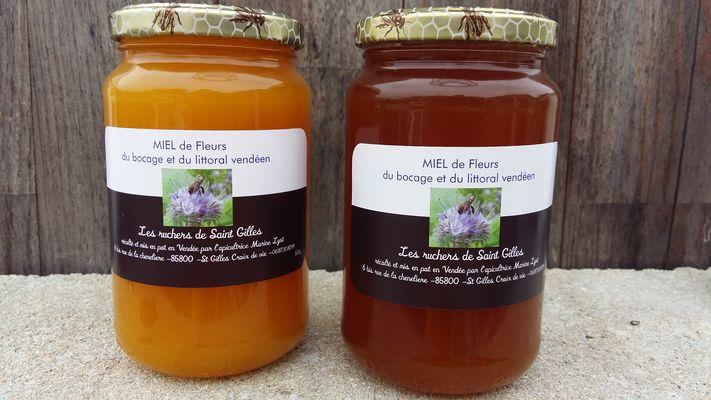 Les ruchers de Saint Gilles 1