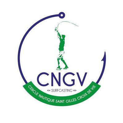 Logo CNGV Surfcasting