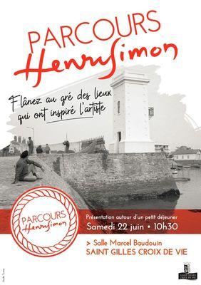 Parcours Henry Simon