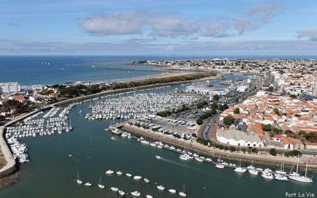 Port la Vie St Gilles Croix de Vie
