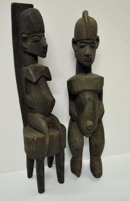 Statuettes - Stages arts plastiques au Musée de Fontenay-le-Comte