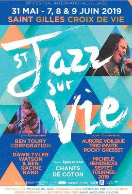 Saint Jazz sur Vie