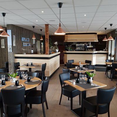 Salle Restaurant le Cothier Saint Gilles Croix de Vie