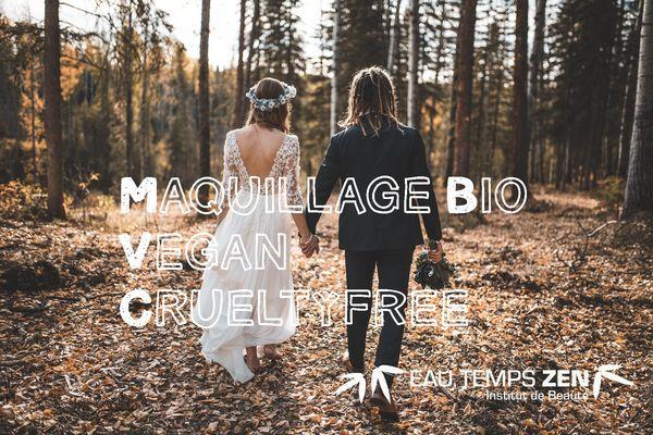 maquillage bio vegan EAU TEMPS ZEN