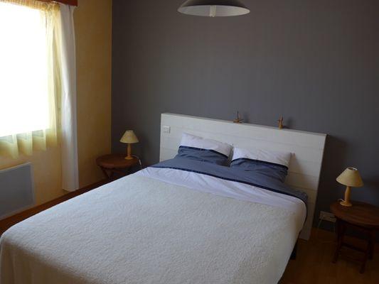 chambre 1 Gite Les Vanneaux - St Gilles Croix de Vie