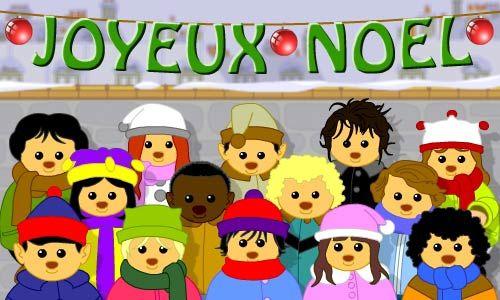 chorale enfants chants de noël