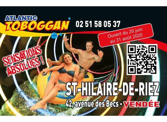 ATLANTIC TOBOGGAN_St Hilaire de Riez