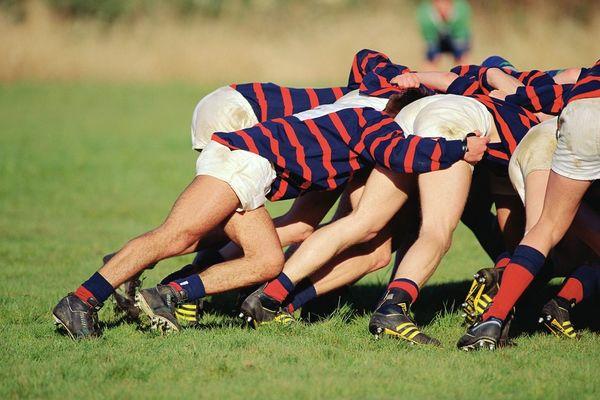 rugby  SAINT HILAIRE DE RIEZ