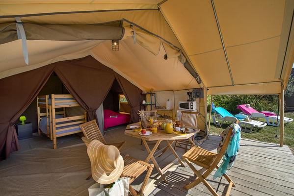 tente-natura - camping l'océan