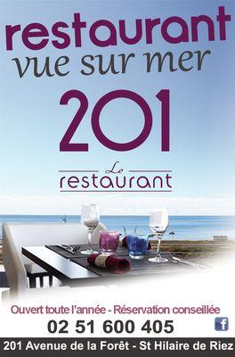 1.4 - restaurant le 201