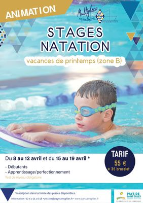 2019 04  stages natation