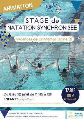2019 04 12-8  stages natation synchronisée