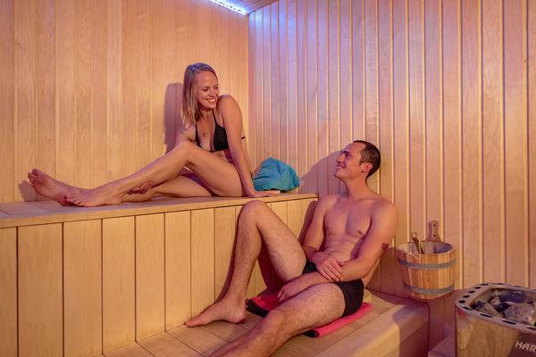 sauna - camping l'océan