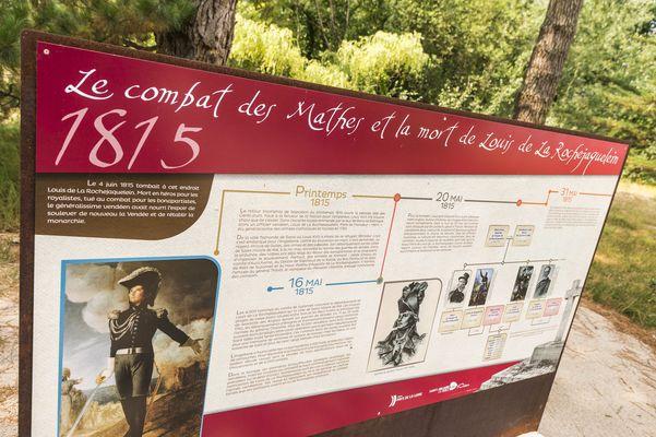 49. Journees du patrimoine de pays et des moulins - Champ de bataille des Mathes ©Julien Gazeau - ST HILAIRE DE RIEZ