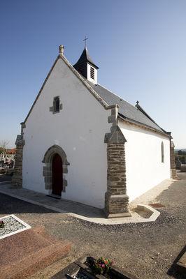 49. Journees du patrimoine de pays et des moulins - Chapelle Notre-Dame-de-Pitie ©collectionprivee - ST HILAIRE DE RIEZ