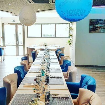 privatisation restaurant - évènement - camping l'océan