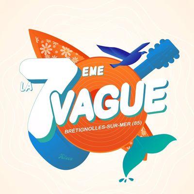 Logo 7ème Vague 2020