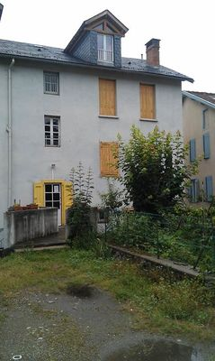 appartement 4 personnes à ax les thermes - façade