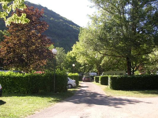 Camping Le Ponget