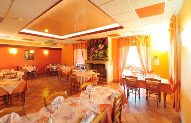 Argonne Hôtel : le restaurant