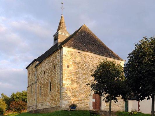 Eglise Saint-Etienne de Fligny