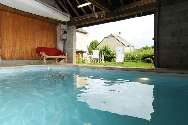 La Marmottine - piscine