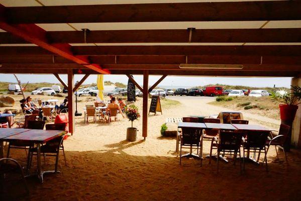 Crousty Crab' Erdeven Morbihan Sud Restaurant