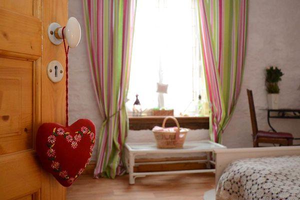 Chambre d'hôtes Les Mirabelles
