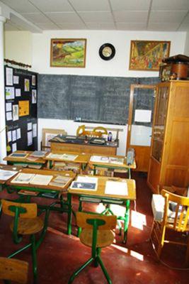 Ecomusée de l'école de Montgon